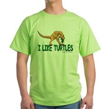 I LIKE TURTLES 2 T-Shirt