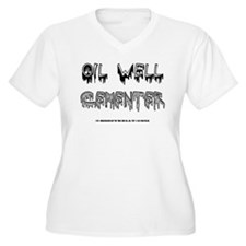 Oil Well Cementer T-Shirt