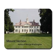 Mount Vernon Mousepad