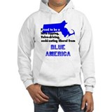 Blue America - Massachusetts Jumper Hoody