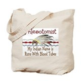 Phlebotomist Tote Bag