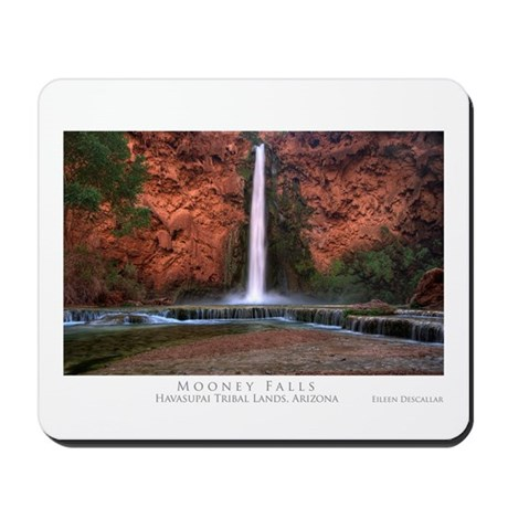 Mooney Falls Mousepad