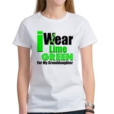 Lime Green Granddaughter Tee
