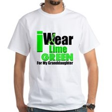 Lime Green Granddaughter Shirt