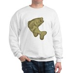 Smallmouthed Bass Sweatshirt