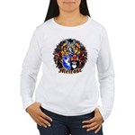 Melrose Elk Camp Women's Long Sleeve T-Shirt