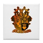 Melrose Elk Camp Tile Coaster