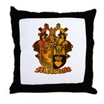 Melrose Elk Camp Throw Pillow