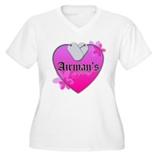 Airman's Girlfriend 2 T-Shirt