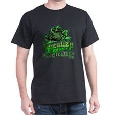 Legalize Toad Licking T-Shirt