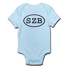 SZB Oval Infant Bodysuit