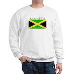 Jamaica Jamaican Flag Sweatshirt