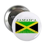 Jamaica Jamaican Flag Button