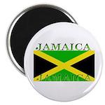 Jamaica Jamaican Flag Magnet