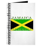 Jamaica Jamaican Flag Journal