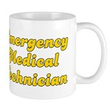 Retro Emergency M.. (Gold) Mug