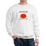 Japan Japanese Flag Sweatshirt