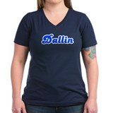 Retro Dallin (Blue) Shirt
