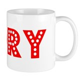 Retro Cory (Red) Coffee Mug