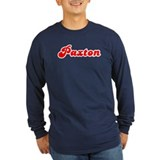 Retro Paxton (Red) T