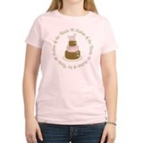 Mother of the Bride Cake T-Shirt