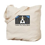 Anime Tri Cavalier Tote Bag