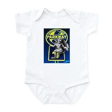 N.J. GS PARKWAY DEVIL, Infant Bodysuit