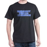 Retro Emergency M.. (Blue) T-Shirt