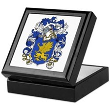 Rede Family Crest Keepsake Box