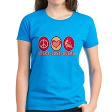 PEACE - LOVE - GUARD Tee