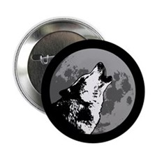"Howlin' Wolf 2.25"" Button (100 pack)"