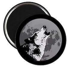 Howlin' Wolf Magnet