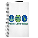 PEACE - LOVE - DRUM Journal