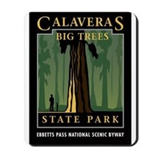 Calaveras Big Trees - Mousepad