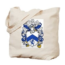 Richards Family Crest Tote Bag