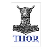 THOR (Hammer) Postcards (Package of 8)