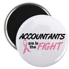 Accountants In The Fight Magnet