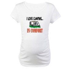 I Love Camping In Comfort Shirt