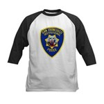 SF Institutional PD Kids Baseball Jersey