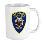 SF Institutional PD Large Mug