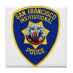 SF Institutional PD Tile Coaster