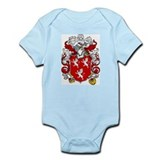 Robins Family Crest Infant Creeper