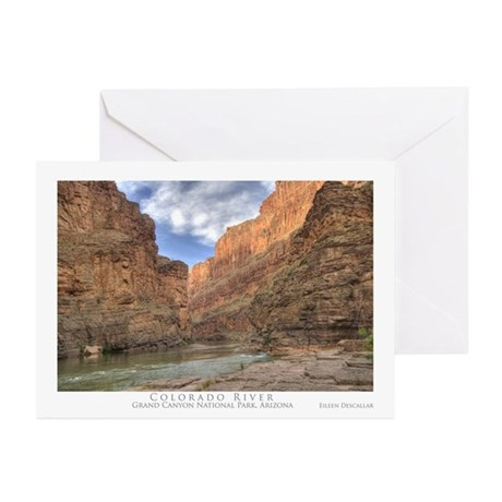 Grand Canyon/Colorado River Greeting Cards (10 Pk)