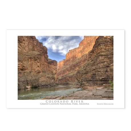 Grand Canyon/Colorado River Postcards (8 Pack)