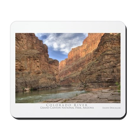 Grand Canyon/Colorado River Mousepad