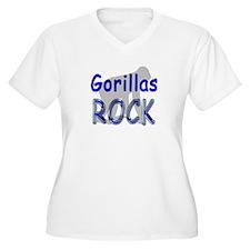 Gorillas Rock T-Shirt