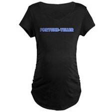Retro Fortune-tel.. (Blue) T-Shirt