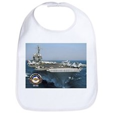USS Kitty Hawk CV-63 Bib