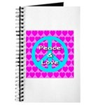 Peace Symbol Journal