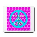 Peace Symbol Mousepad